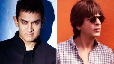 Salute: Shah Rukh Khan Wants Aamir Khan's Help to Prep for Rakesh Sharma Biopic
