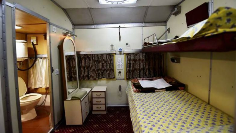 IRCTC: Indian Railways Opens Luxurious Saloon Coach For Public
