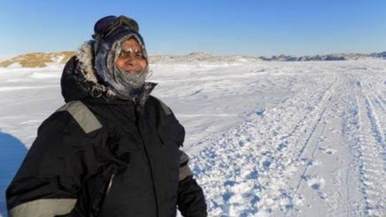 Mangala Mani is ISRO's First Woman Scientist to Spend Over a Year in Antartica