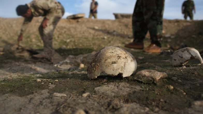 Over 1,500 Bodies Found in Syria Mass Grave
