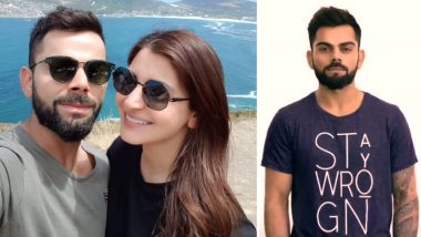 Virat Kohli Shares A Special Message For Anushka Sharma This Women's Day – Watch Video