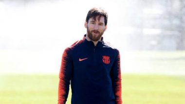 Lionel Messi Injury Update: FC Barcelona Star Player Added in Squad for Match Against Inter Milan at UEFA Champions League 2018-19