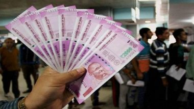 7th Pay Commission: Dearness Allowance Hiked, Cabinet Approves 3 Per Cent Increase in DA For Central Government Employees, Pensioners