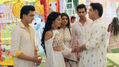 Yeh Rishta Kya Kehlata Hai 16th March 2018 Written Update of Full Episode: Intoxicated Dadi decides to break the rules and play Holi with Naira