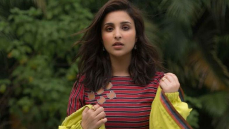 Did Parineeti Chopra Just Confirm Her Relationship With Charit Desai?