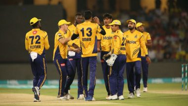PSL 2021 Live Streaming Online in India: How To Watch Free Telecast of Peshawar Zalmi vs Multan Sultans Pakistan Super League 6 Match in IST?