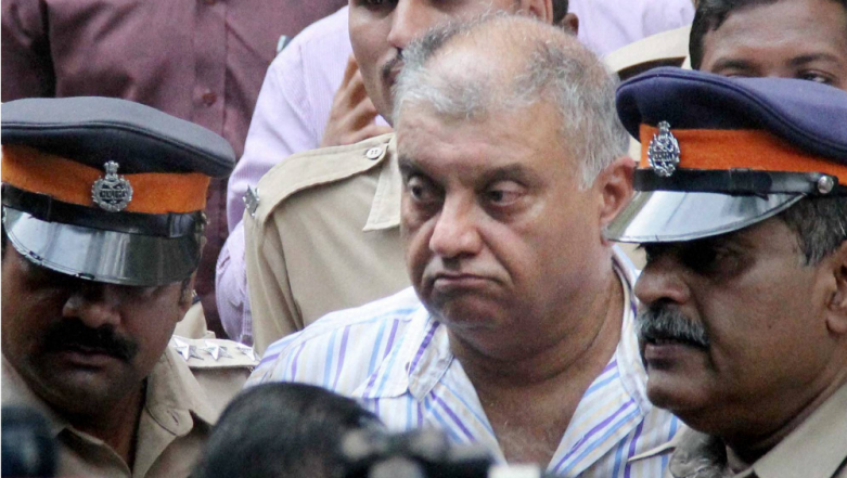 Sheena Bora Murder Case Accused Peter Mukerjea Hospitalised