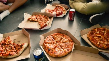National Pizza Day 2019: Is Pizza Healthy? Important Facts about Your Favourite 'Nutritious' Junk Food