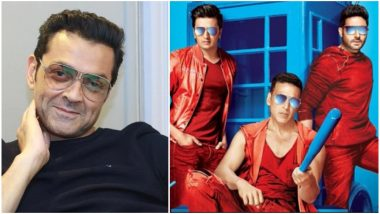 Housefull 4: Bobby Deol Confirmed to Join Akshay Kumar and Riteish Deshmukh in the Comic Caper
