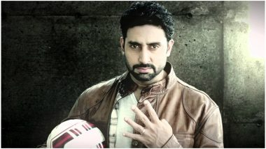 Abhishek Bachchan Returns to Acting After A Two-Year Break; Karan Johar, Rishi Kapoor, Suriya Cheer Him On - Read Tweets