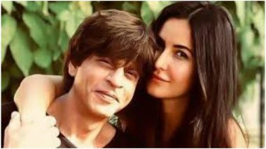 Shah Rukh Khan's 'Media Manager' Katrina Kaif is Not a Fan of His Selfies, Check Out What She Did To Correct the Situation