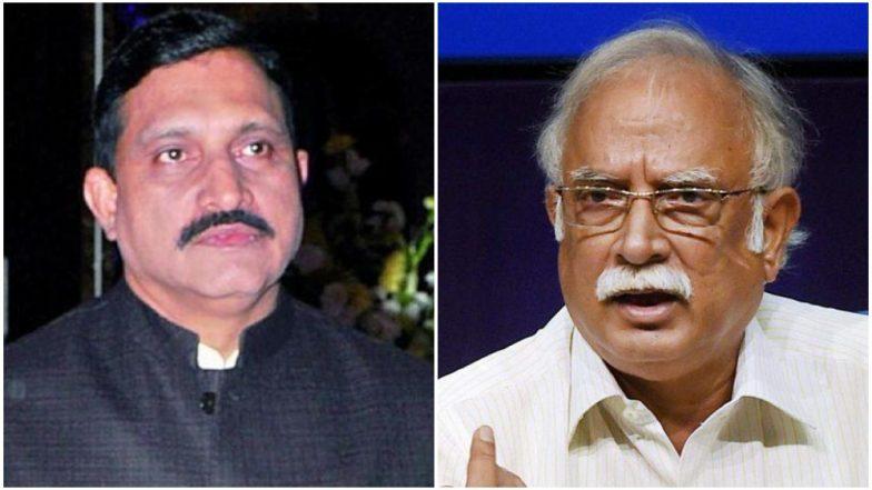 Amid TDP-BJP Row, AG Raju & YS Choudhary Submit Their Resignation to Narendra Modi