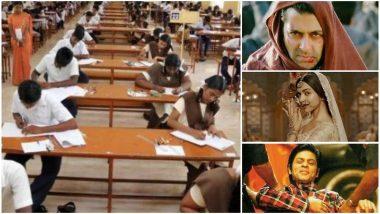 Board Exams 2018: 7 Dialogues of Shah Rukh Khan, Salman Khan, Deepika Padukone That Perfectly Sum Up Our Exam Woes