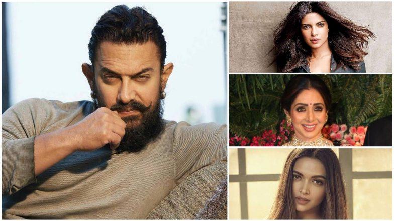 Happy Birthday Aamir Khan! Sridevi, Aishwarya Rai Bachchan, Priyanka Chopra - 5 Actresses You Won't Believe Haven't Been Paired With the Superstar
