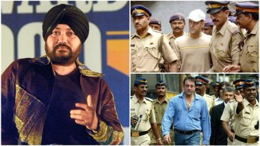 Daler Mehndi, Sanjay Dutt, Salman Khan - 5 Popular Celebs Who Were Punished By The Law With Imprisonment
