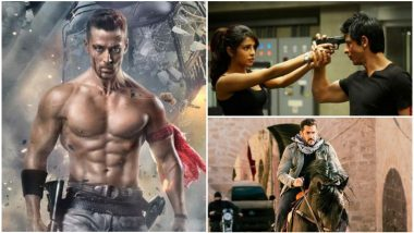 Tiger Shroff's Baaghi 2: Shah Rukh Khan's Don 2, Salman Khan's Tiger Zinda Hai - 10 Action Sequels in Bollywood and How They Fared At the Box Office