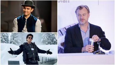 6 Ways How Christopher Nolan Has Influenced Shah Rukh Khan, Aamir Khan, Varun Dhawan That Would Make His Fans Cringe