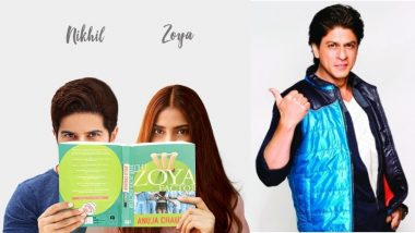 The Zoya Factor: Did You Know Shah Rukh Khan Was Supposed to Make This Movie Before Sonam Kapoor-Dulquer Salmaan Stepped In?