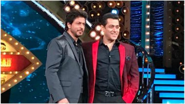 Salman Khan and Shah Rukh Khan Reveal The Biggest 'Hichki' in Their Lives