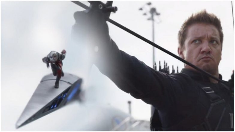 Avengers: Infinity War: There is High Probability that Hawkeye and Ant-Man Might Skip Battling Thanos