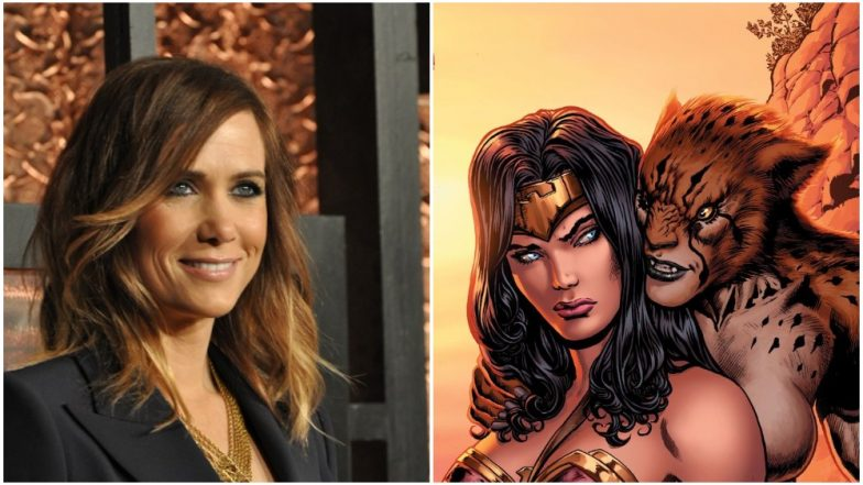 Wonder Woman 2: Director Patty Jenkins Confirms Kristen Wiig As Cheetah
