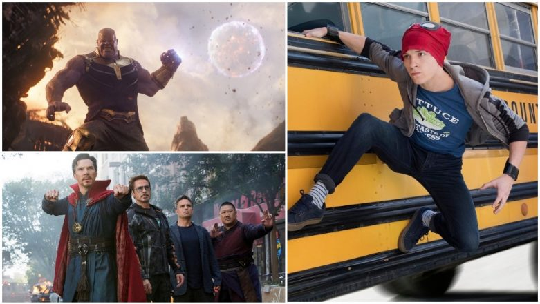 Avengers Infinity War: These Brand New Stills of Spider-Man, Iron Man, Captain America Reveal New Team-ups And Make You Restless For Its April Release