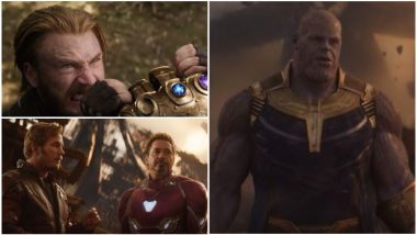 Avengers Infinity War Trailer: 8 Strongest Moments in Superheroes vs Thanos Battle That Will Hook The Marvel Fan in You