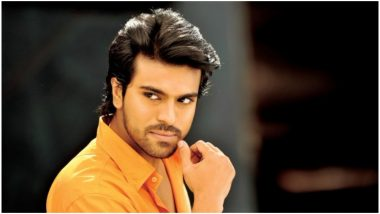 Ram Charan Birthday Special: Just 10 Pictures of the Rangasthalam Star That Show The Family Man Behind That Hunky Frame