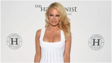 Pamela Anderson Open Up About Harvey Weinstein's Bullying and Being Molested by a Babysitter as a Child