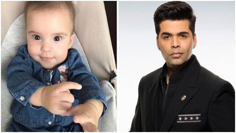 Karan Johar Has a Mini Meltdown and His Daughter Roohi is the Reason - Here's Why