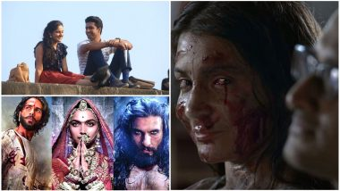 Ranveer Singh's Padmaavat, Rani Mukerji's Hichki, Anushka Sharma's Pari - 7 Best Bollywood Films in the First Quarter of 2018