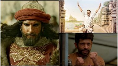 Ranveer Singh in Padmaavat, Akshay Kumar in Padman, Manoj Bajpayee in Aiyaary - 7 Best Male Performances in the First Quarter of 2018