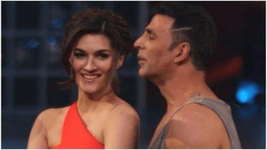 Akshay Kumar to Romance Kriti Sanon in Housefull 4