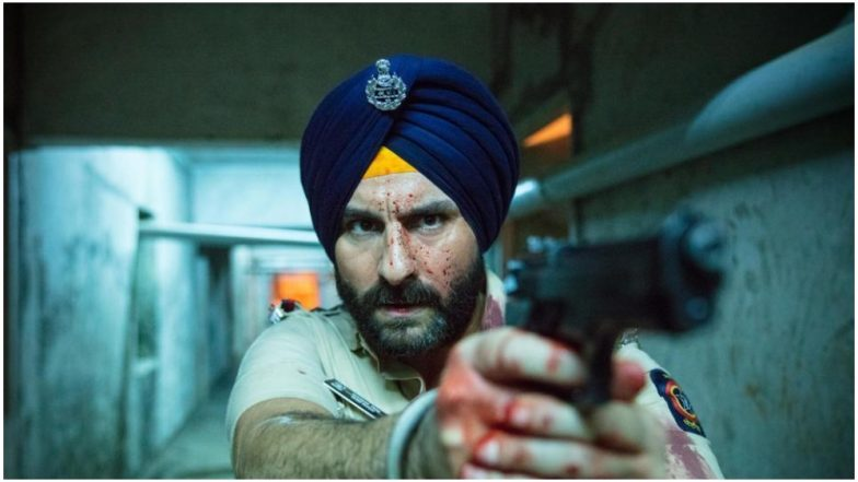 Sacred Games: Netflix series with Saif and Nawazuddin announced