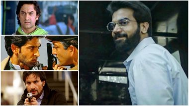 Rajkummar Rao in Omerta, Aamir Khan in Fanaa - 6 Popular