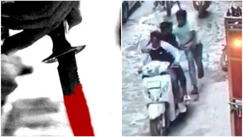 Caught on Camera: On Holi, man stabbed 50 times in Delhi