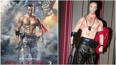 Tiger Shroff Gets His Own Baaghi 2 Action Figure But Twitter Can't Find Any Resemblance - Read Tweets