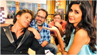 Shah Rukh Khan Appoints Katrina Kaif As His Media Manager and 'Punishes' Her For Calling Him Early