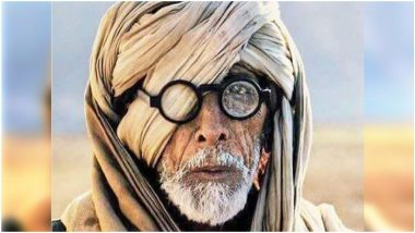 Thugs of Hindostan: OMG! Amitabh Bachchan Goes Completely Unrecognisable In The First Official Look of His Character
