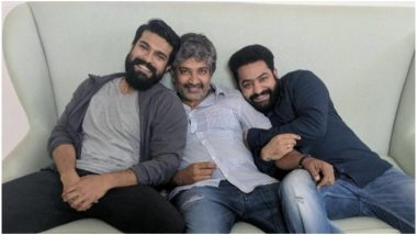 RRR Announcement: Baahubali Director SS Rajamouli Confirms 'Massive Multi-Starrer' With Jr NTR and Ram Charan - Watch Video