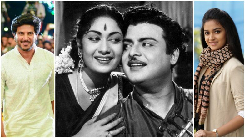 Dulquer Salmaan As Gemini Ganesan In Savitri Biopic: Mahanati Leaked Look: You Can't Get Over How Closely