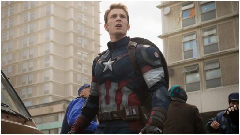 Chris Evans Will Reportedly Ditch Captain America Role Following