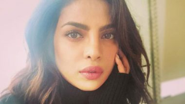 Priyanka Chopra To Start Working On Kalpana Chawla Biopic On This Date