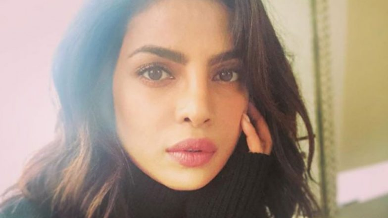 Priyanka Chopra finally reaches India to finalise her Bollywood projects