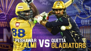 Peshawar Zalmi vs Quetta Gladiators PSL 2018 Eliminator 1 Highlights: Peshawar Won by One Run