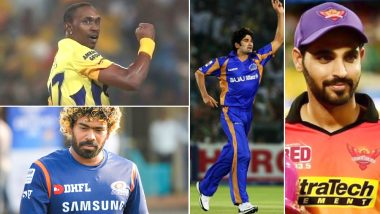 IPL Purple Cap Holders: Highest Wicket Takers From 2008-18 of Each Seasons in the Indian Premier League