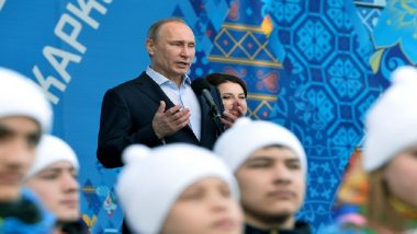 Putin Ordered Plane With 110 People Onboard To Be Shot Out Off The Sky In 2014