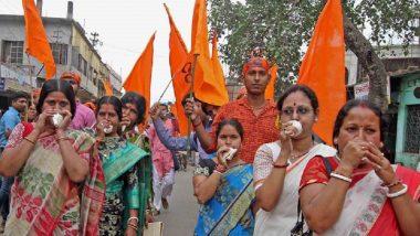 All India Hindu Mahasabha Celebrates Nathuram Godse's Birthday