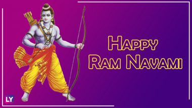 Ram Navami 2018 Wishes: GIF Images, WhatsApp Messages, Facebook Greetings, SMSes To Celebrate Lord Rama's Birthday