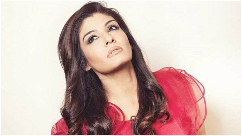 Case filed against actor Raveena